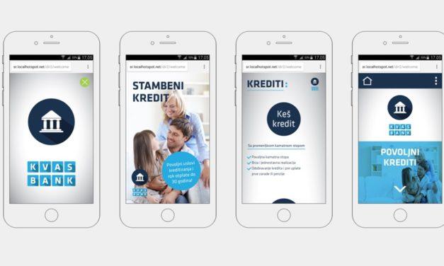 10% popusta u junu mesecu! Vaša reklama na WiFi baneru za mobilne telefone, na javnim mestima!