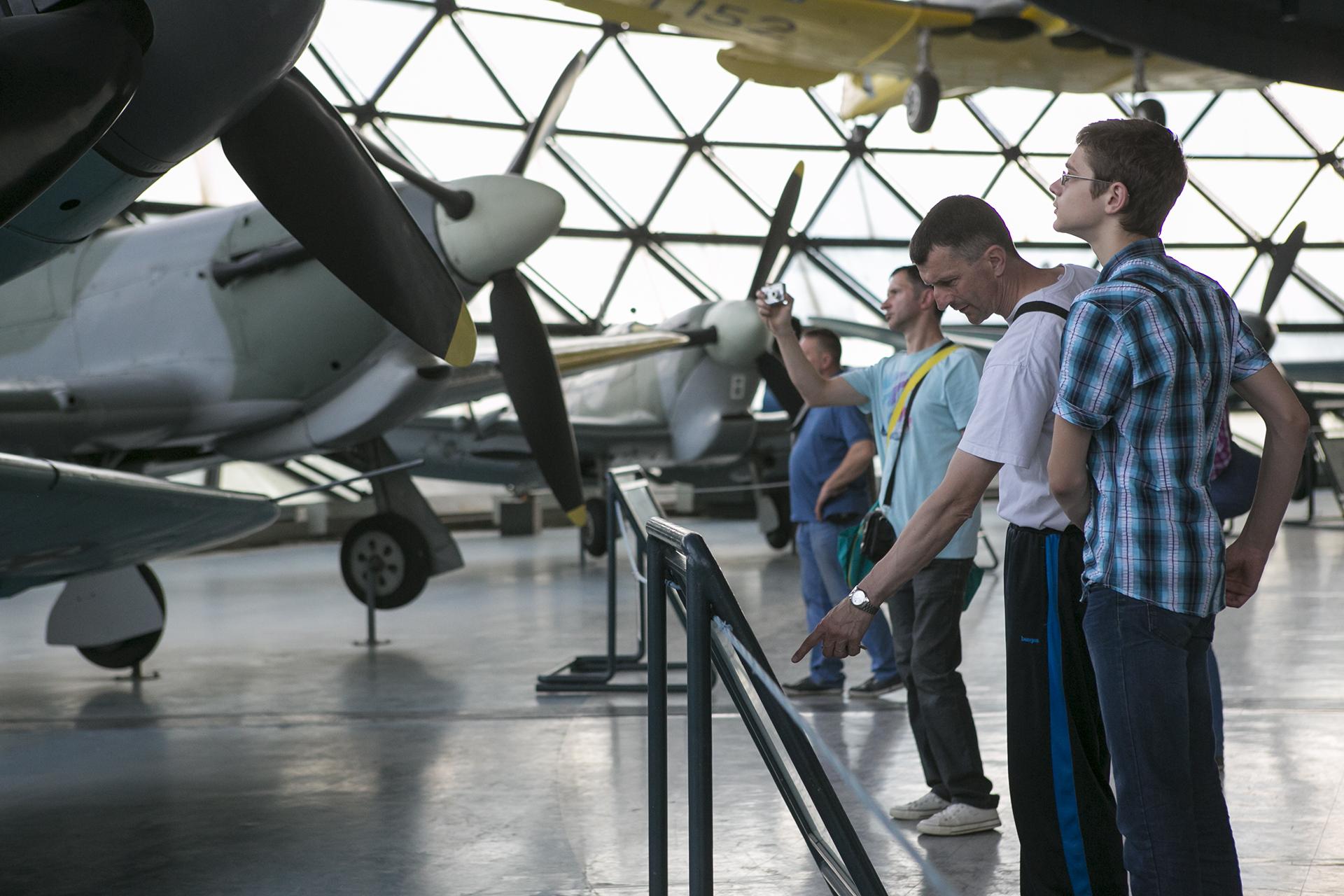 Muzej vazduhoplovstva NM2017