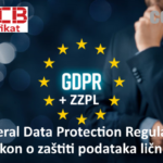 Sertifikovana obuka – GDPR i Zakon o zaštiti podataka, Beograd, 18. – 21. februar