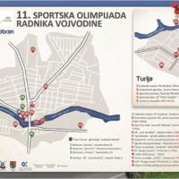 Grafički dizajn Mape