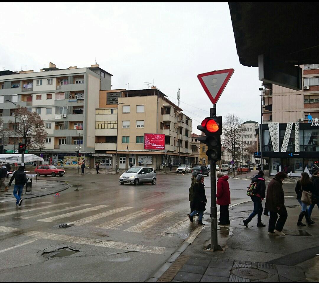 Bulevar Oslobođenja (2)