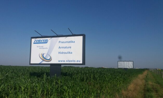 AKCIJA 70€/nedeljno – autoput E70 – pravac prema aerodromu Nikola Tesla, Dobanovci