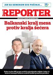 NOVOSADSKI REPORTER – lokalni novosadski nedeljnik
