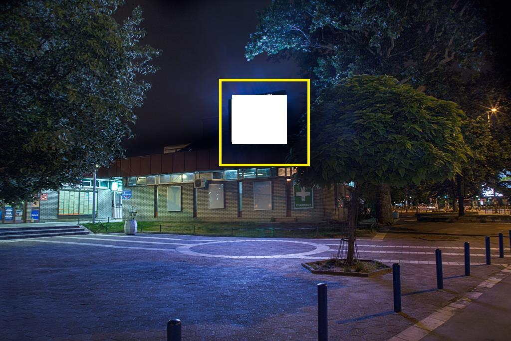 LED bilbord autobuska stanica Karađorđeva 1
