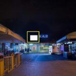 Novo u ponudi! Beograd – led bilbordi na glavnoj autobuskoj stanici