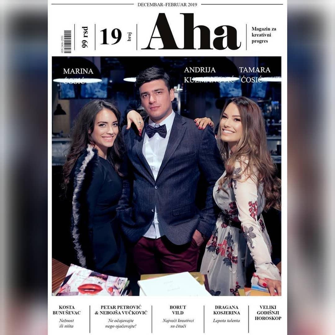 Magazin AHA 2