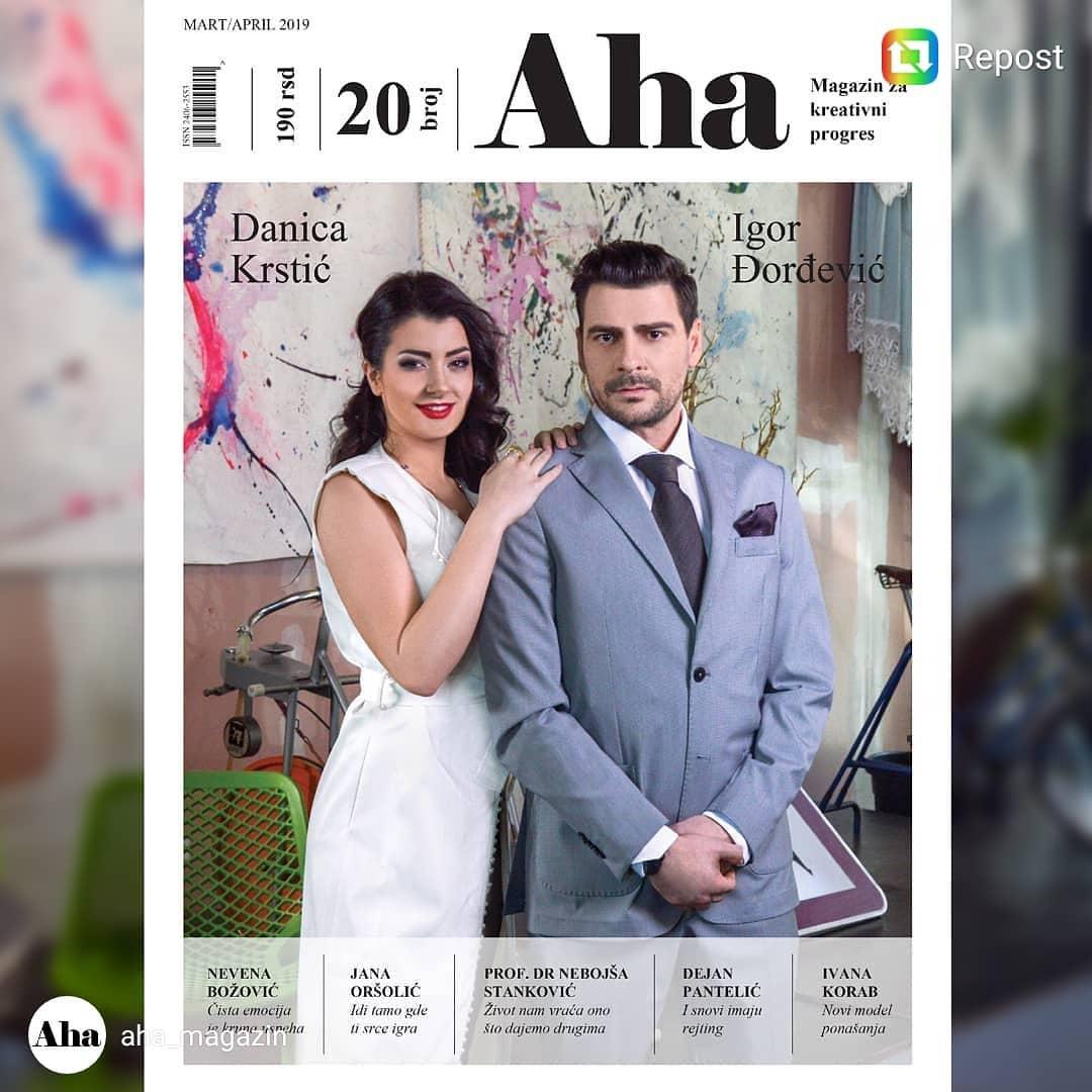 Magazin AHA 3