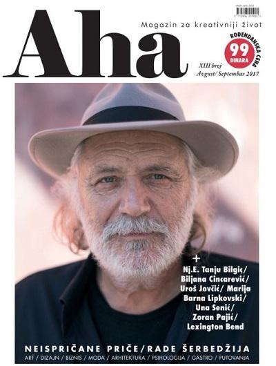 Magazin AHA 4