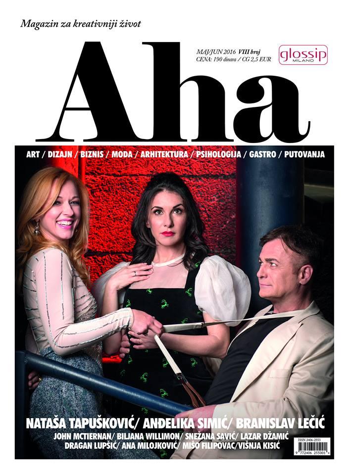 Magazin AHA 5