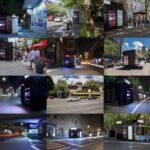 Novo! Beograd – led displeji na kioscima na najprometnijim mestima u gradu