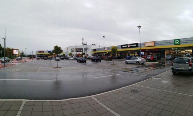 Ekskluzivna ponuda! Subotica, STOP SHOP shopping mall